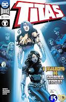DC Renascimento: Titas #19