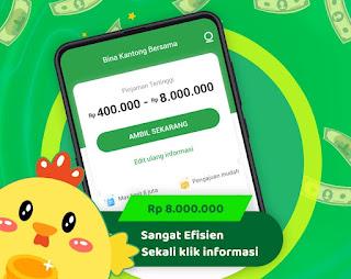 bina kantong apk pinjaman online