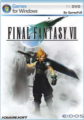 Final Fantasy VII (7) Steam Edition PC Full Español