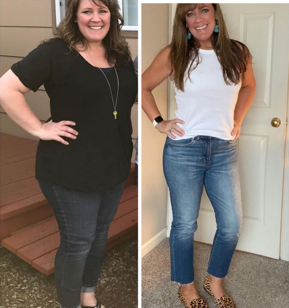 I started Keto in May'18 at 240 pounds