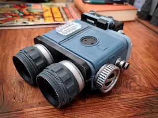 My completed Macro Binoculars