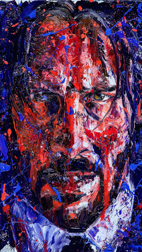 Art Pic of John Wick