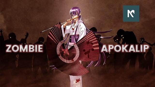 7 Rekomendasi Anime Tentang Zombie, Mirip Resident Evil