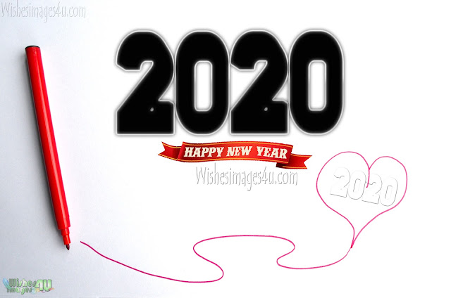 2020 New Year Love Wallpapers Download