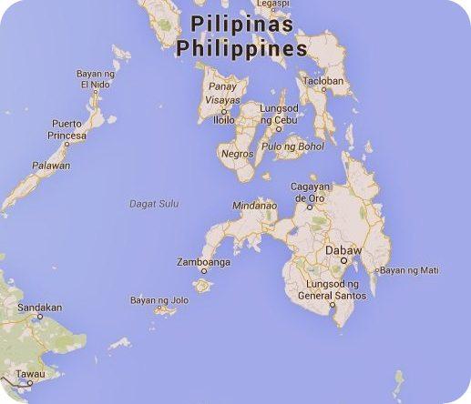 Letak dan Kondisi Geografis Filipina (ASEAN)