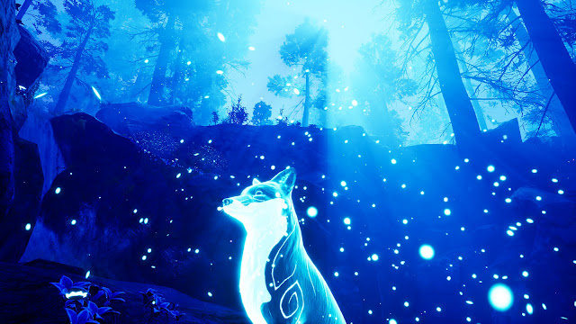 Spirit of the North (Switch) é revelado e chegará em breve ao console