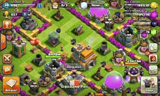 Strategi Dasar Bermain Game Clash of Clans (CoC)