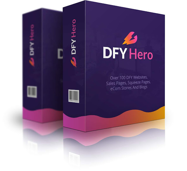 DFY Hero 2.0 Deluxe [No Hosting or Even Domain Name Needed]