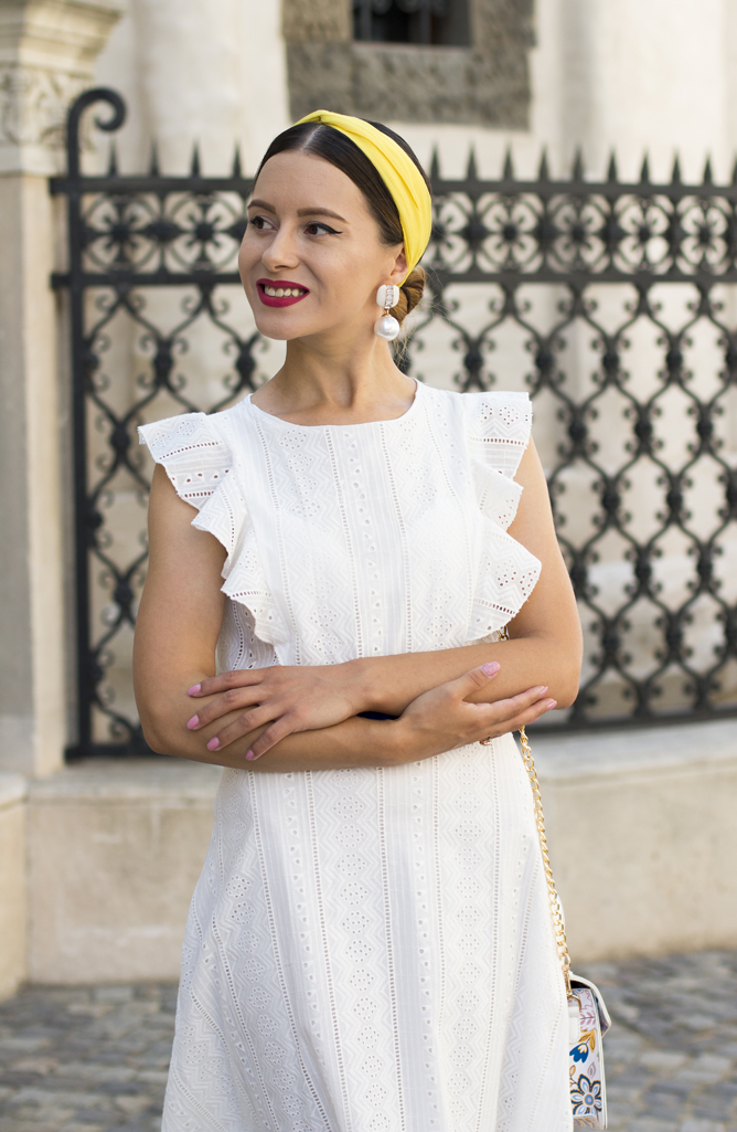 adina nanes the white midi dress