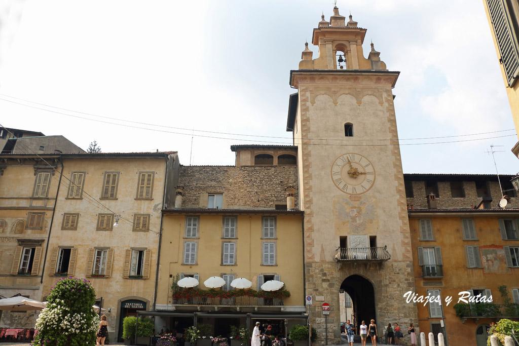 Ciudadela de Bergamo