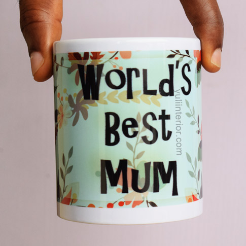 World's Best Mum Mug For Mother's Day Gift Ideas in Port Harcourt, Nigeria