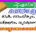 PSC MALAYALAM LANGUAGE - QUESTIONS AND ANSWERS