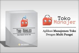 Toko Manajer | Aplikasi Manajemen Toko Dengan Multi Fungsi