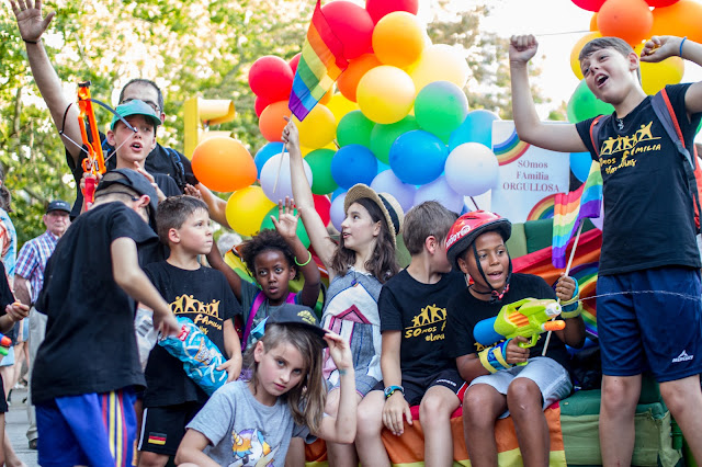 Día Internacional del Orgullo LGBT Zaragoza