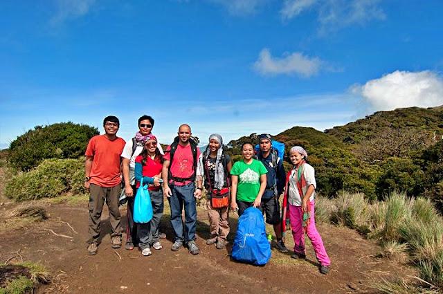 USTMC or UST Mountaineering Club