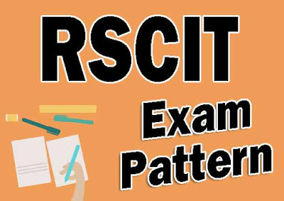 RSCIT Exam Paper Pattern In Hindi 2019, RSCIT Exam Pattern, RSCIT RKCL Exam Paper Pattern In Hindi