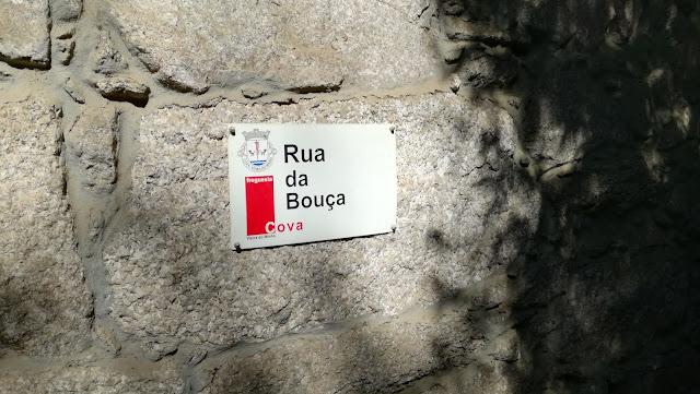 Rua da Bouça, Cova