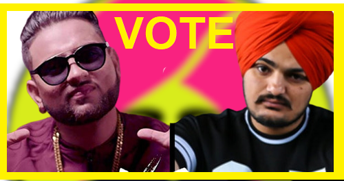 Sidhu moose wala vote karan aujla online vote punjabi singar karan aujla voting pool sidhu moosewala