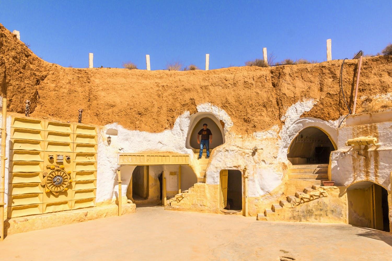 Yıldız Savaşlarından Luke Skywalkerin Tunustaki evi 26