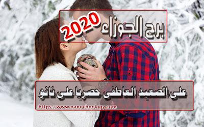 توقعات برج الجوزاء اليوم الاثنين 17-2-2020 على الصعيد العاطفى والصحى والمهنى