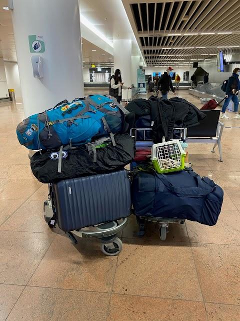 Podróżowanie  w pandemii