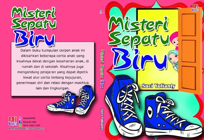 Review Buku Misteri Sepatu Biru