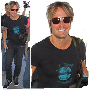 Keith Urban Height and Music