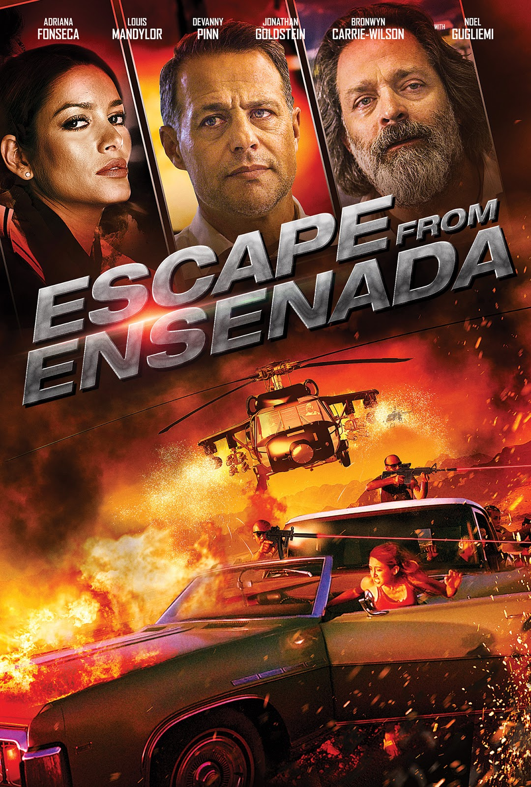 Thoát Khỏi Ensenada