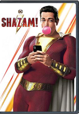 Shazam!  [2019] [DVD R1] [Latino]