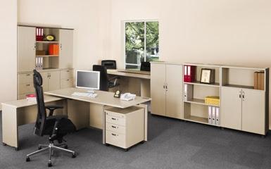 Thiết kế thi công nội thất văn phòng trẻ trung và hiện đại