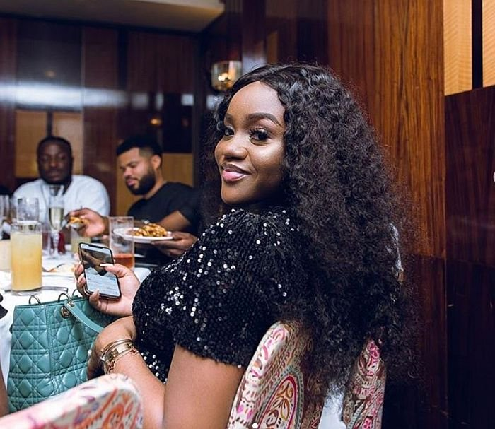 Chioma, Davido's Fiance, Returns To Twitter After A Long Break (See The Surprising News She Broke)