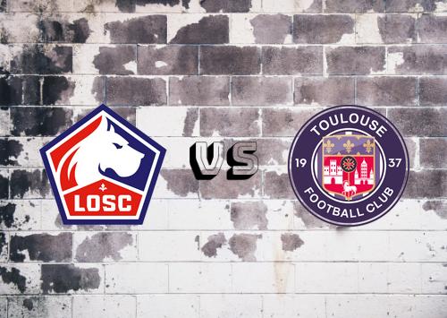 Lille vs Toulouse  Resumen