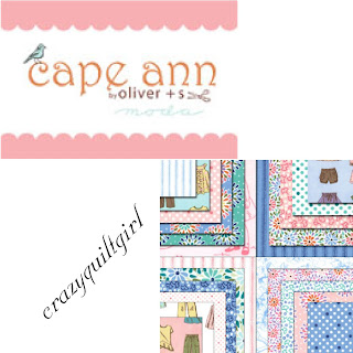 Moda CAPE ANN Quilt Fabric by Oliver + S