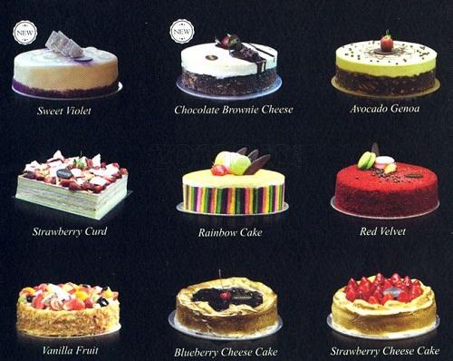 harga kue harvest
