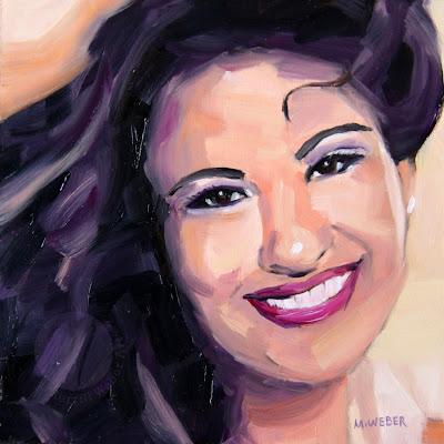 selena-quintanilla-oil-painting-merrill-weber