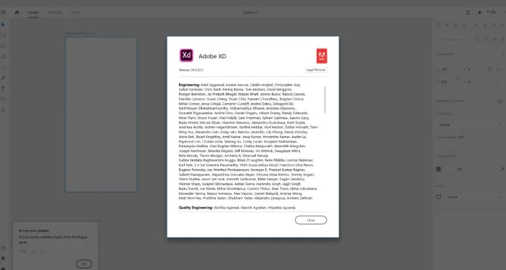 تحميل برنامج Adobe XD CC 2020 v29.3.32 لتصميم واجهات المستخدم لتطبيقات الهاتف المحمول والويب