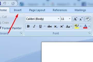 Cara Membuat Nomor Halaman Pada Word