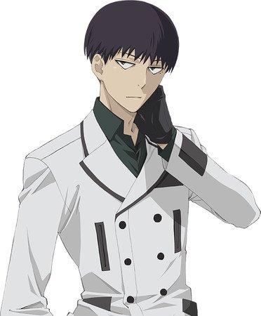 Kaito Ishikawa as Kuki Urie
