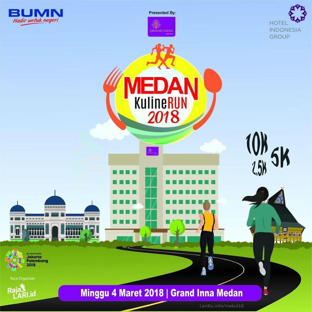 Medan KulineRun • 2018