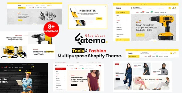 Best Multipurpose Shopify Theme