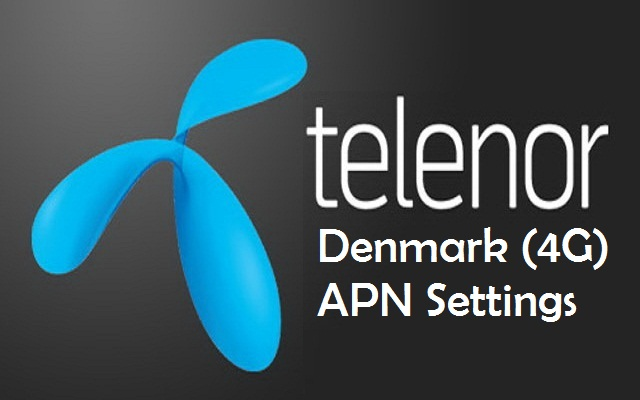 Telenor Denmark APN Settings for Android