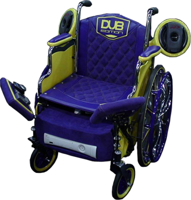 walker roller chair plastic rocking chairs agent neptune: wheelchairs you wish had!!!