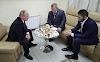 بوتين يتصل باللاعب الروسي حبيب نورمحمدوف معزيا بوفاة والده
