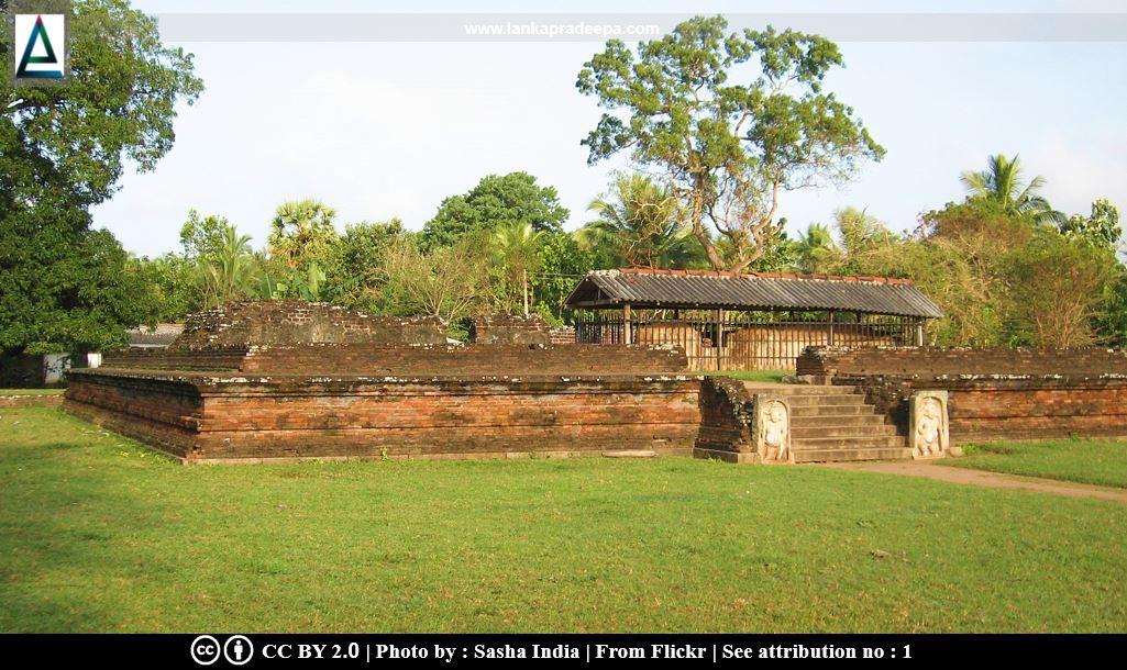 Vijayabahu I Palace