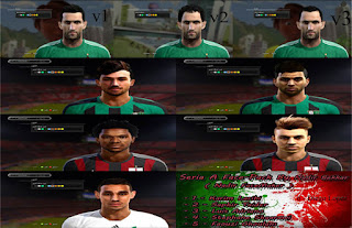 Serie A Face-Pack Pes 2013 By Nadir-Bekkar