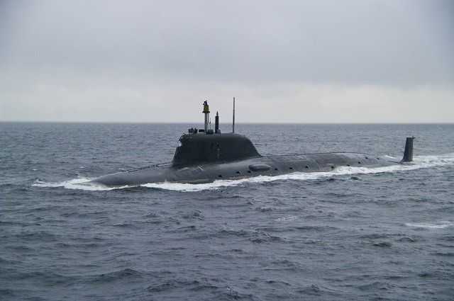 US Navy : Kapal Selam Yasen Paling Mengancam