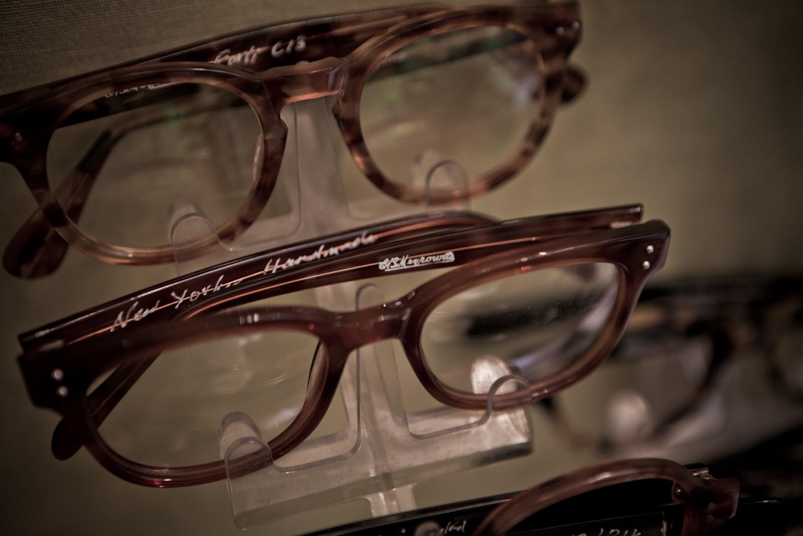 d7996b1b56 EB Meyrowitz  Handmade glasses – Permanent Style