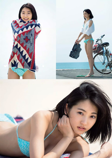 Takeda Rena 武田玲奈 Weekly Playboy 2016 No 19-20 Images 02