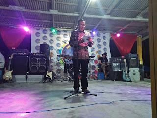 Zahir Apresiasi Kegiatan Budaya Camp Batu Bara 2020