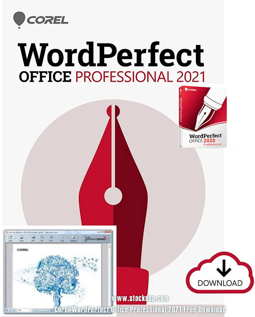 Download free miễn phí Corel WordPerfect Office Professional 2021